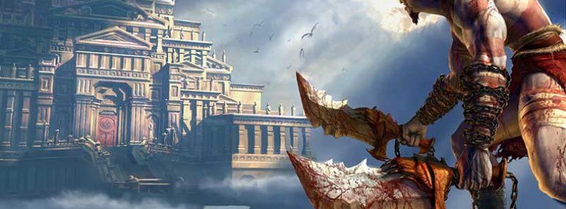 تاریخچه بازی God of War