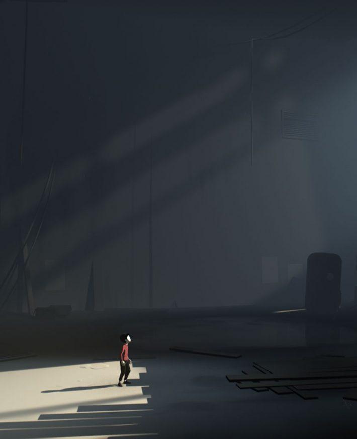 INSIDE در میان تاریکی