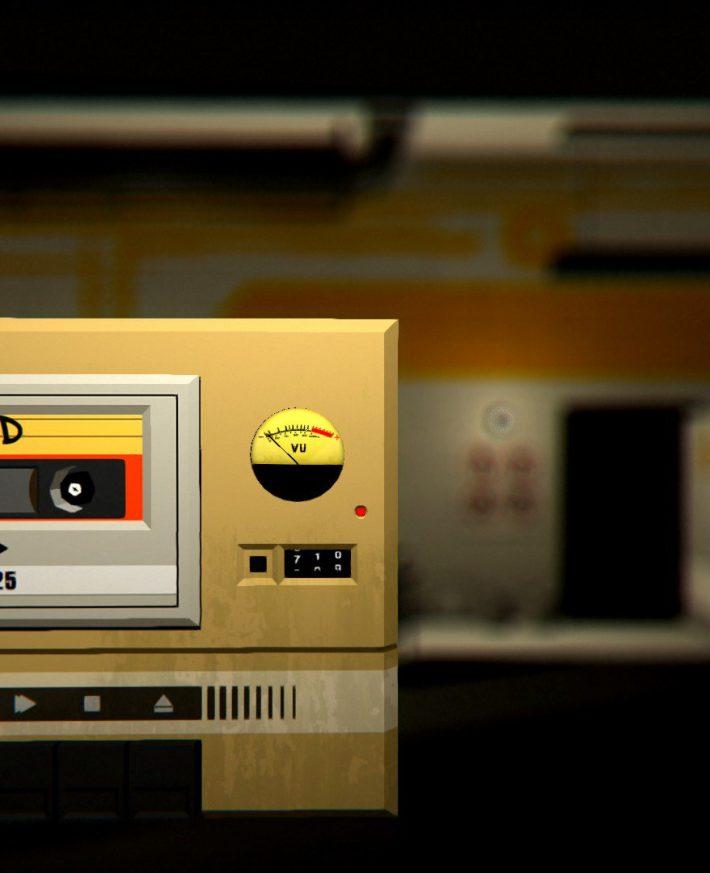 Small Radios, Big Televisions فضای مجازی در نوار کاست