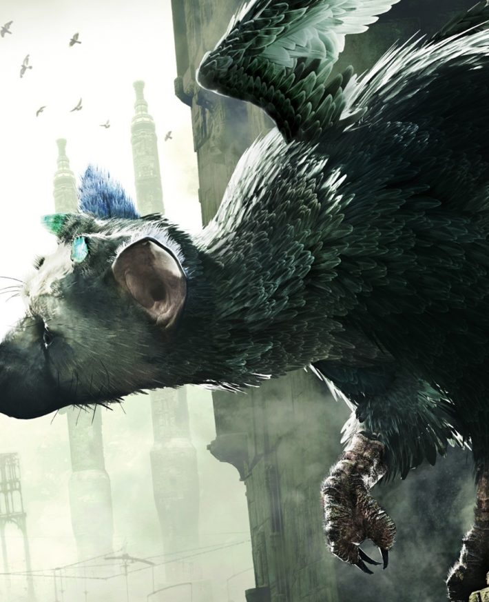 The Last Guardian آخرین نگهبان