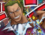 شخصیت منفی فیلم Gold به One Piece Burning Blood میآید