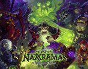 اضافه شدن بخش تک نفره Curse of Naxxramas به Hearthstone