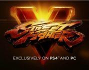 Street Fighter V به عنوان یک انحصاری PC و PS4 معرفی شد