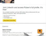 Red Dead Redemption 2 اینبار در پروفایل LinkedIn کارمند سابق راکاستار