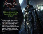 Batman: Arkham Knight با طعم Nvidia، اعلام سیستم مورد نیاز بازی و جزئیات تکنیکی نسخه PC