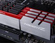 دستیابی G.Skill به فرکانس ۳۳۳۳ مگاهرتز با ۱۲۸ گیگابایت حافظه DDR4