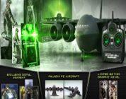 هواپیمای Paladin کالکتور بازی Splinter Cell قابلیت پرواز دارد