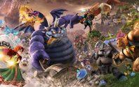 تریلر هنگام عرضه Dragon Quest Heroes II