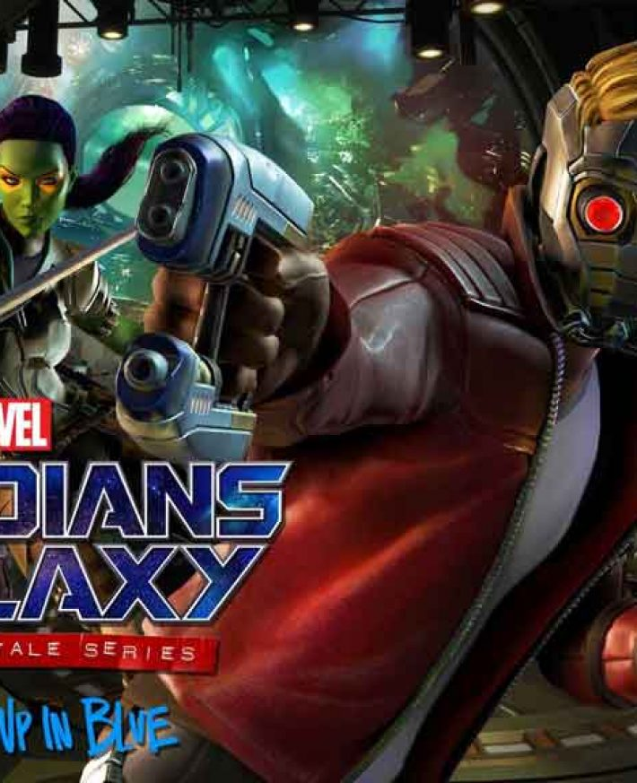 Guardians of the Galaxy: The Telltale Series نقد و بررسی Guardians of the Galaxy – Episode 1: Tangled Up In Blue