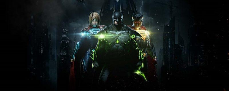 پیش نمایش Injustice 2