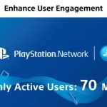 psn 70m active user