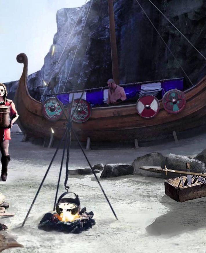 نقد و بررسی بازی Expeditions : Viking