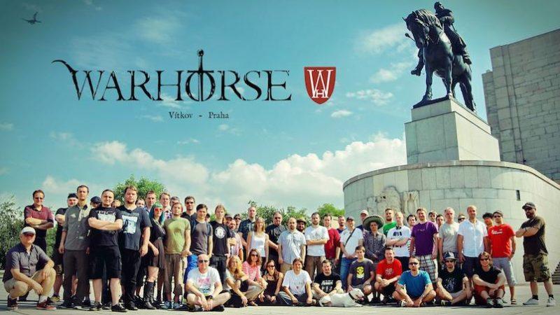 مصاحبه اختصاصی با تیم warhorse
