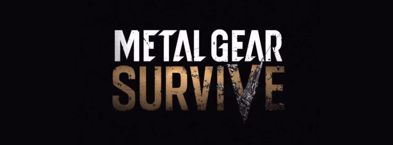 تاریخ انتشار عنوان Metal Gear Survive تغییر کرده است
