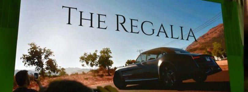 خودرو Regalia از عنوان Final Fantasy XV، به Forza Horizon 3 میآید