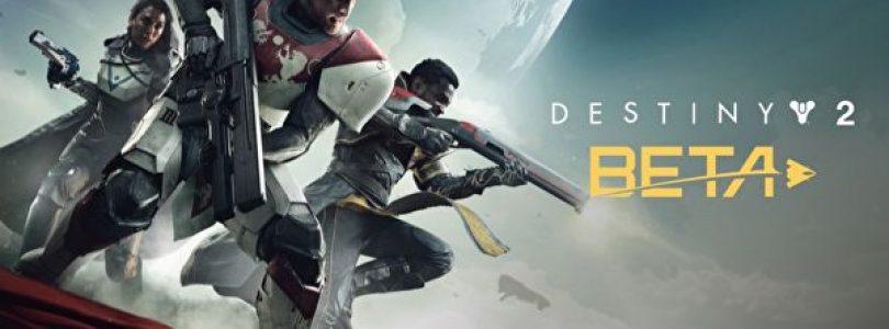 نسخه ی بتای Destiny 2  برای همه ی دارندگان PS4 و Xbox One در دسترس قرار گرفت