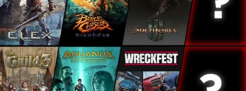 THQ Nordic لیست بازیهای خود را برای نمایشگاه Gamescom اعلام کرد