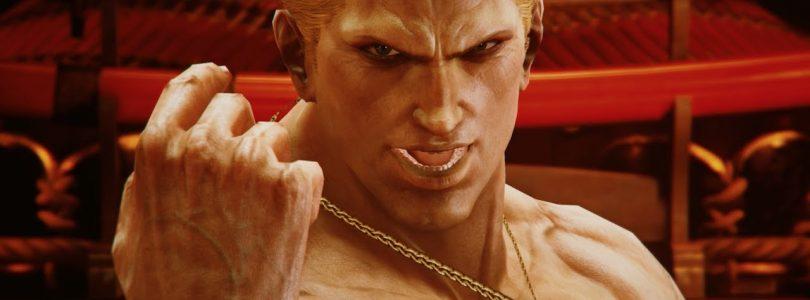 Geese Howard  شخصیت جدیدی که به Tekken 7 اضافه شده است