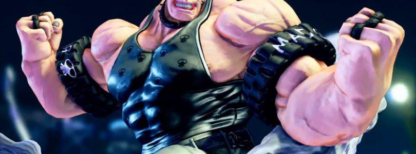 Abigail به Street Fighter 5 می آید