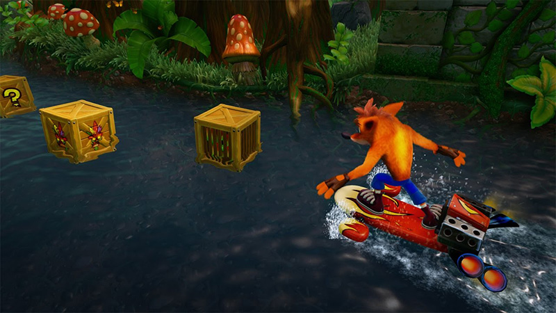 نقد و بررسی Crash Bandicoot N. Sane Trilogy