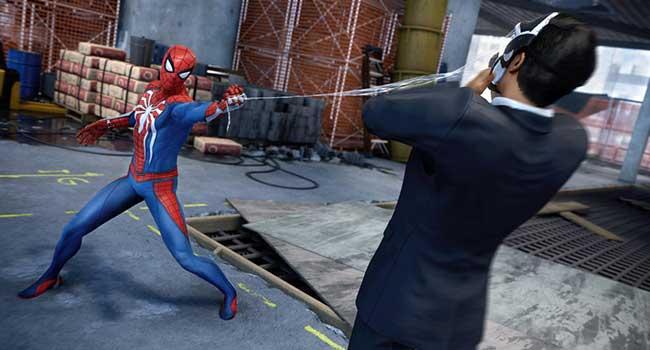داستان Spider Man