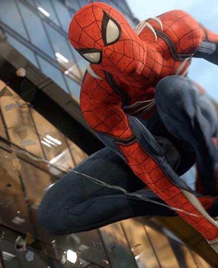 Spider-Man بررسی بازی Marvel's Spider-Man : The Heist