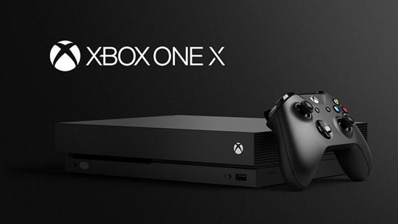 پیش فروش Xbox One X به زودی آغاز خواهد شد