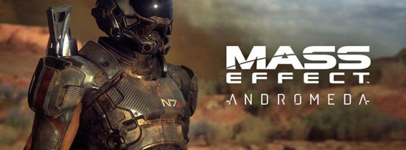 پچ جدیدی برای Mass Effect: Andromeda منتشر شد