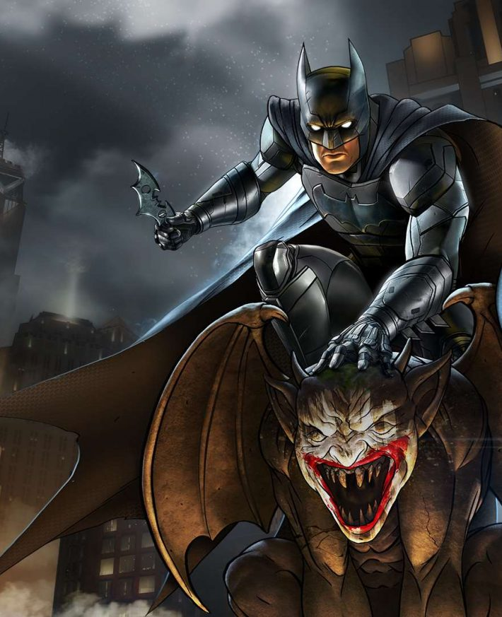 نقد و بررسی Batman: The Enemy Within – Episode 1: The Enigma