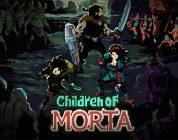 بازی فرزندان مورتا در بخش سرگرمی نمایشگاه گیمزکام