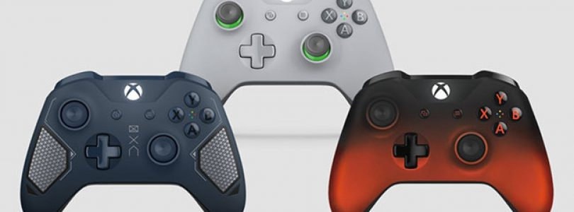 مایکروسافت از ۳ طرح جدید کنترلر Xbox One رونمایی کرد