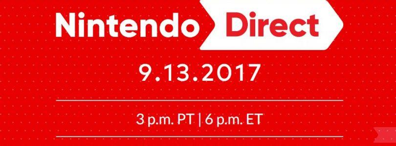 شرکت «Nintendo» قصد دارد در تاریخ September 13 یک استریم زنده با محوریت بازی ها پخش کند
