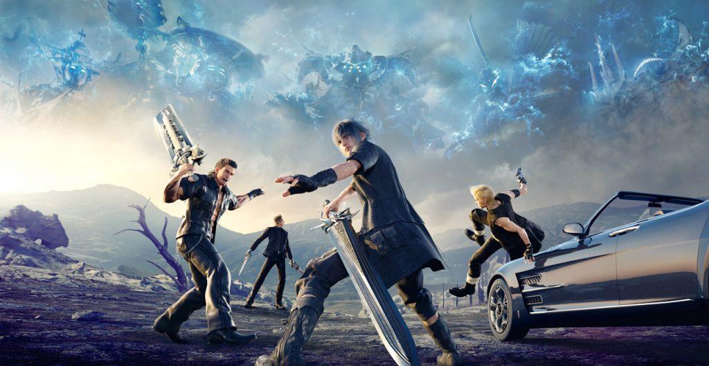توسعهي عنوان «Final Fantasy XV» در سال ۲۰۱۸ نيز ادامه خواهد داشت