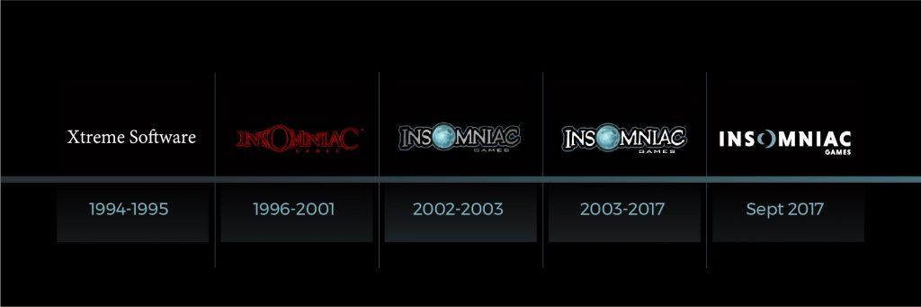 «Insomniac Games» از لگو جديد خود رونمايي کرد