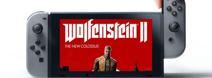 Bethesda بازی «Wolfenstein II» و «Doom» را برای Switch معرفی کرد