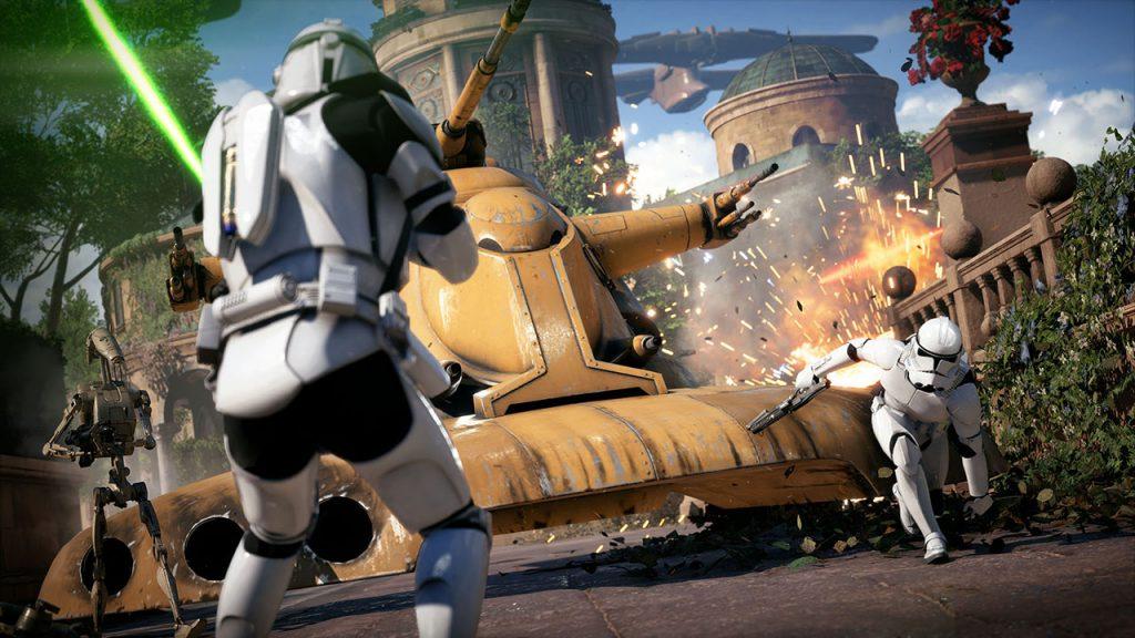 بتاي همگاني بازي «Star Wars: Battlefront 2» آغاز شد