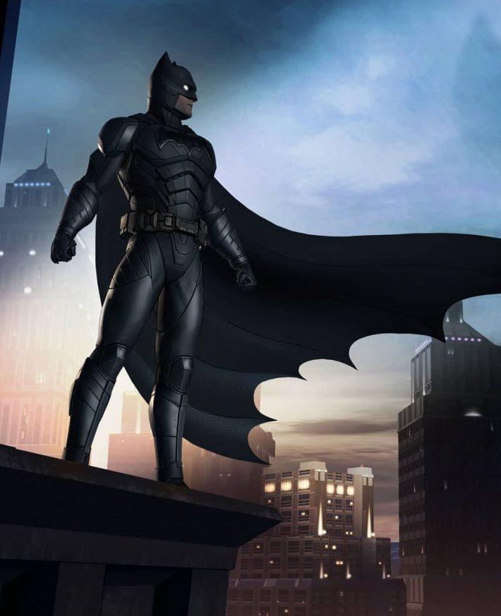 نقد و بررسی Batman: The Enemy Within – Episode Two: The Pact