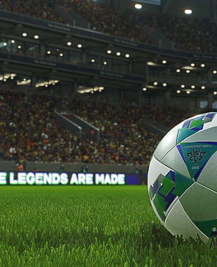 نقد و بررسی Pro Evolution Soccer 2018