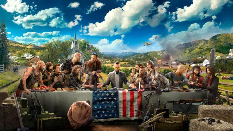 باور پذیر کردن هرچه بیشتر «Far Cry 5» به روایت «Ubisoft»