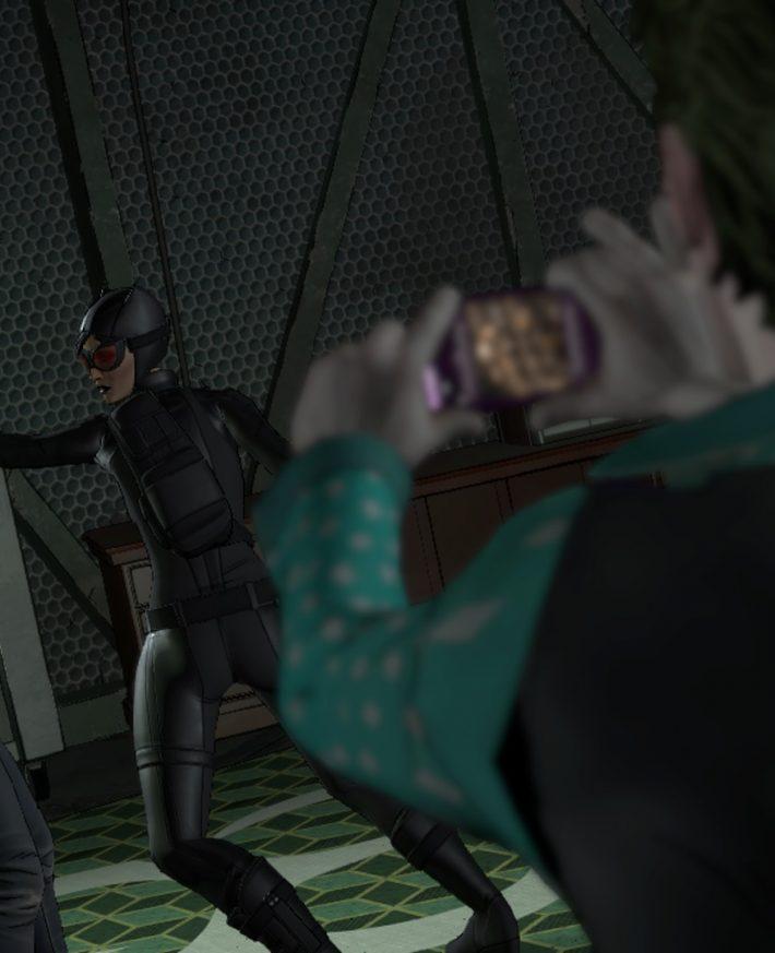 نقد و بررسی Batman: The Enemy Within — Episode 3: Fractured Mask