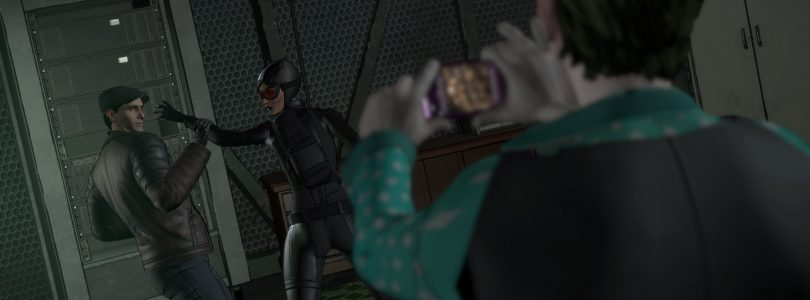 نقد و بررسی Batman: The Enemy Within — Episode 3: Fractured Mask