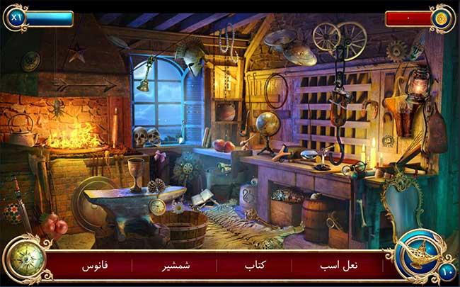 بازی شهرزاد
