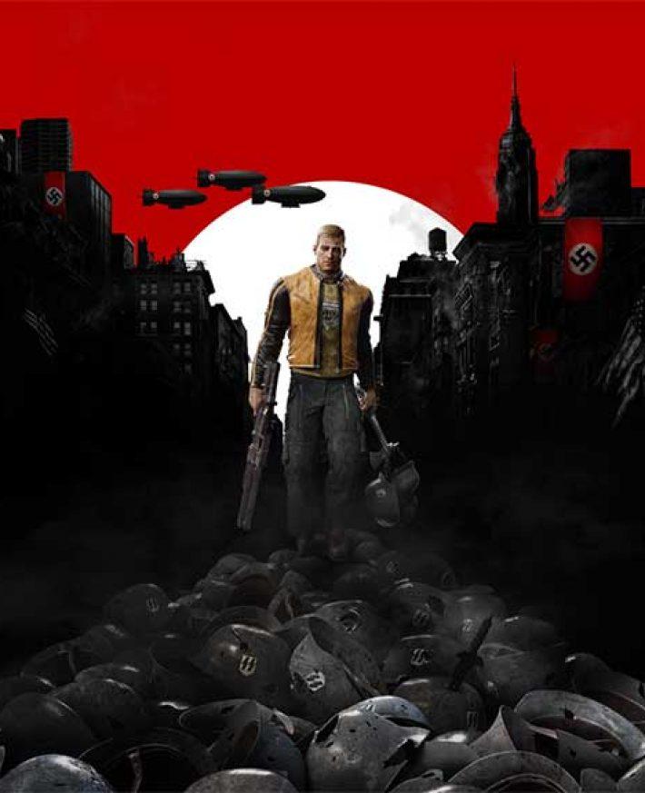نقد و بررسی Wolfenstein II: The New Colossus