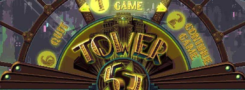 نقد و بررسی Tower 57