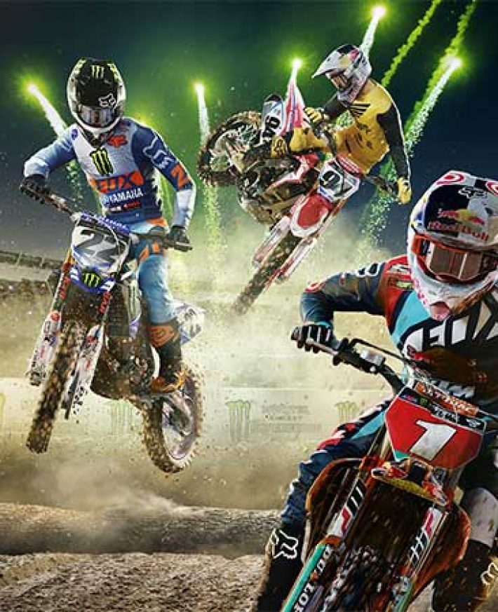 نقد و بررسی Monster Energy Supercross