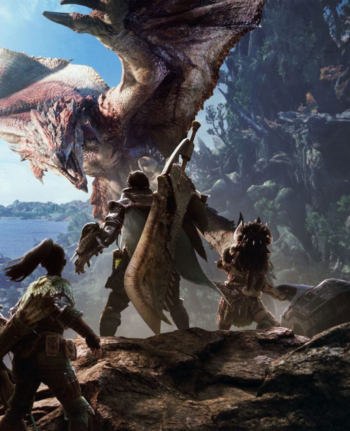 Monster Hunter: World نقد و بررسی Monster Hunter: World