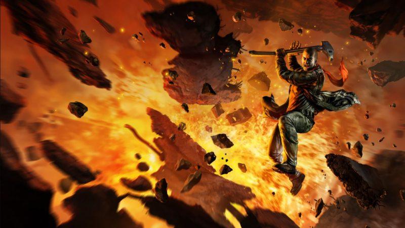 نسخه ریمستر عنوان «Red Faction: Guerilla» به صورت رسمی رونمایی شد