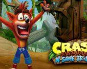 بازگشت «Crash Bandicoot» به صدر جدول فروش بریتانیا