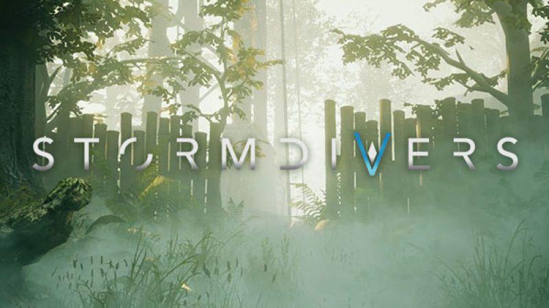 «Stormdivers» عنوانی جدید از سازندگان «Resogun»