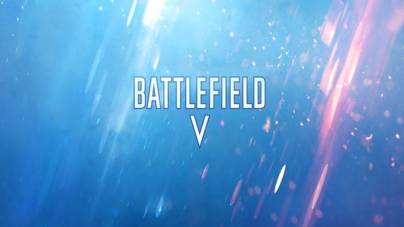 اولین اطلاعات رسمی از عنوان «Battlefield V» منتشر شد